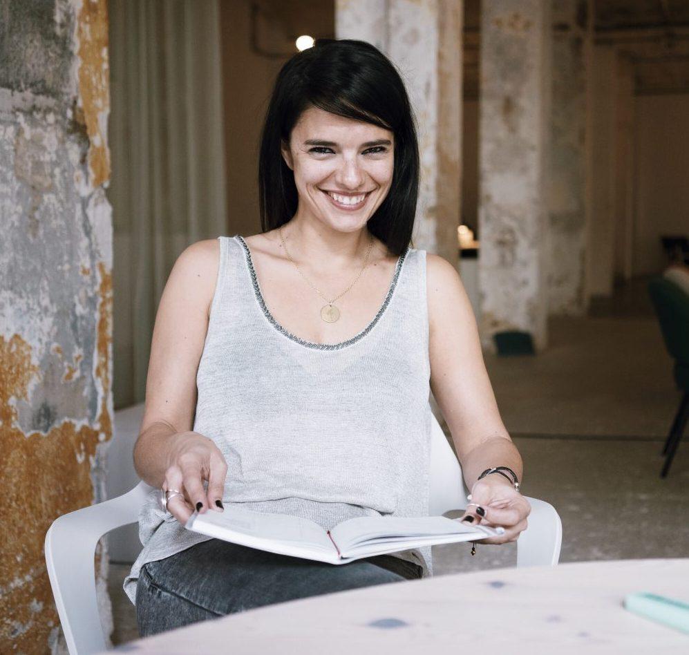 Lucía Horvilleur consultora de marketing para pequeñas marcas y emprendedores