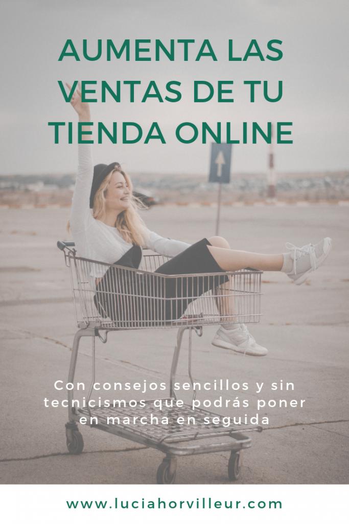 Aumenta las ventas de tu tienda online